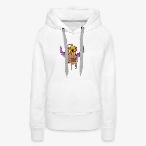 Vogelbekdier - Vrouwen Premium hoodie