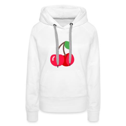 have a cherry - Women's Premium Hoodie