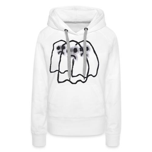 Mr S Ghostie - Women's Premium Hoodie