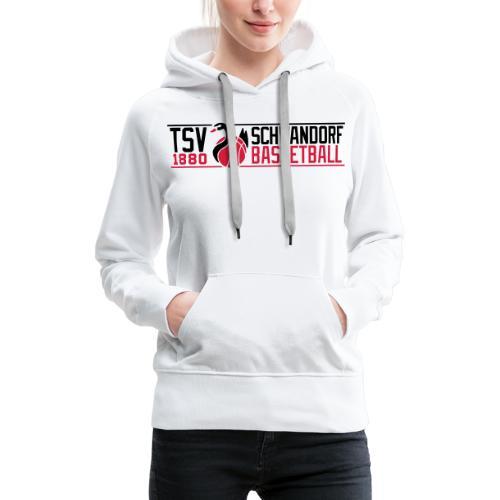 bannerweissrot - Frauen Premium Hoodie