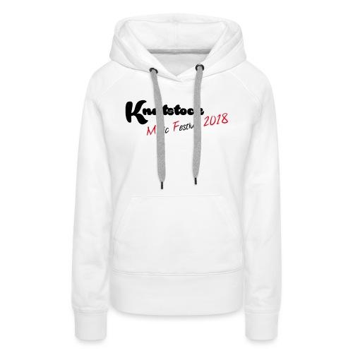 Knutstock MF Logo - Frauen Premium Hoodie