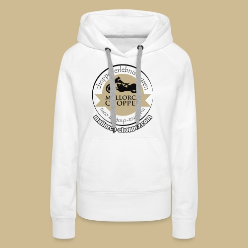 mallorca-chopper-logo - Frauen Premium Hoodie