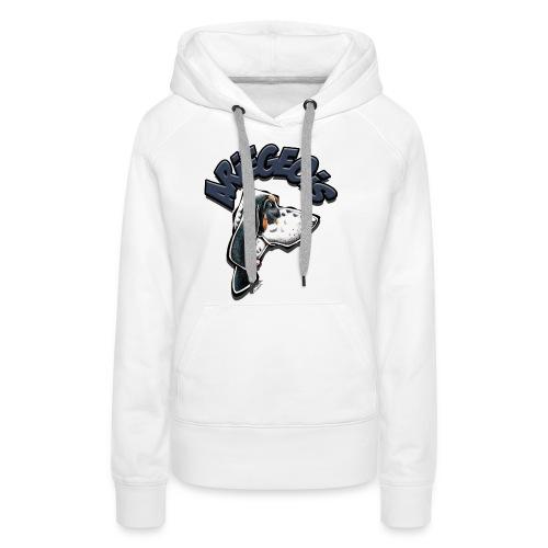 Ariégeois - Sweat-shirt à capuche Premium pour femmes