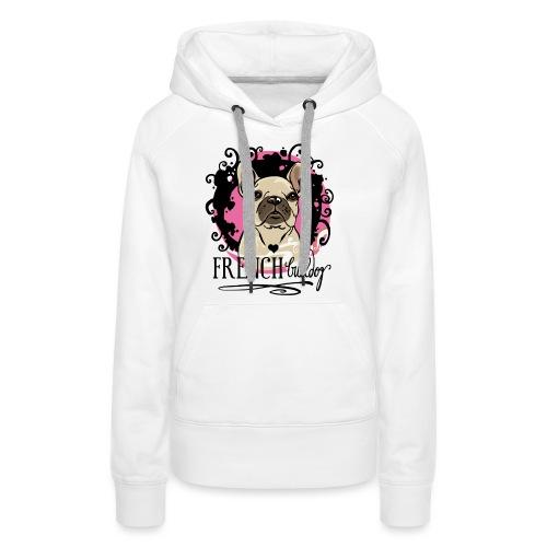 Pink - Frauen Premium Hoodie