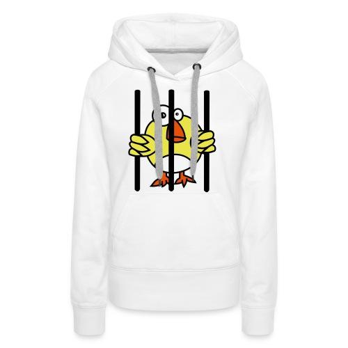 Vögelfrei - Frauen Premium Hoodie