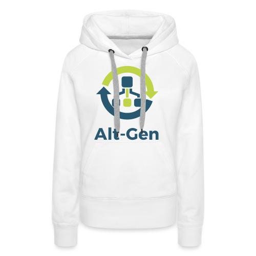 Alt-Gen Logo - Women's Premium Hoodie