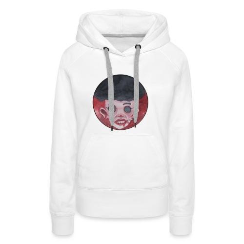 Raymond - Sweat-shirt à capuche Premium pour femmes