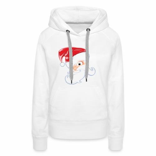 Saint nicholas - Sweat-shirt à capuche Premium pour femmes