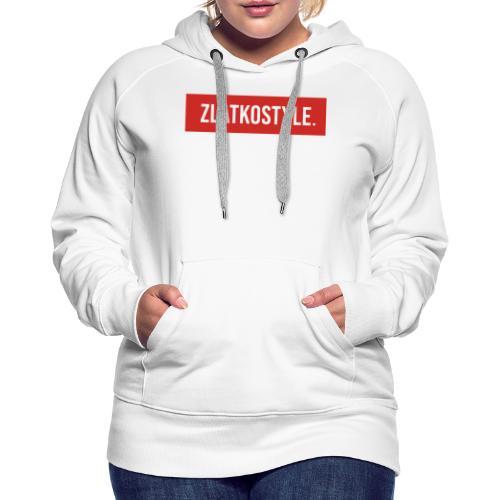 ZLS. - Frauen Premium Hoodie