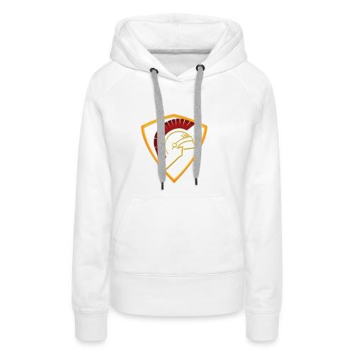 Logo sans Typographie - Sweat-shirt à capuche Premium pour femmes