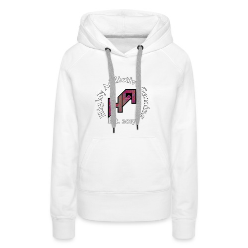 Highly Addictive Gaming - Women's Premium Hoodie