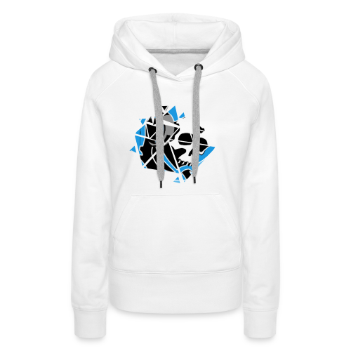 Official Logo Of The Hooded Gamer - Women's Premium Hoodie