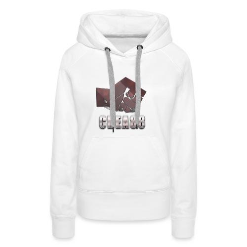 logopng v3 - Vrouwen Premium hoodie