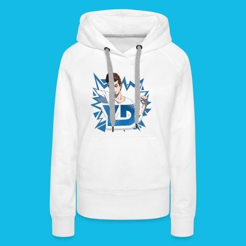 Avatar + Logo - Frauen Premium Hoodie
