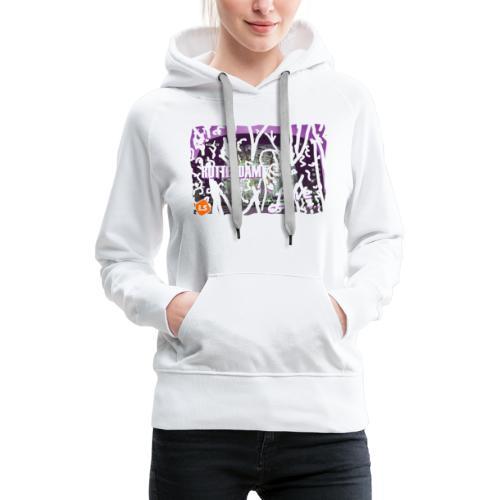 rotterdam love - Vrouwen Premium hoodie