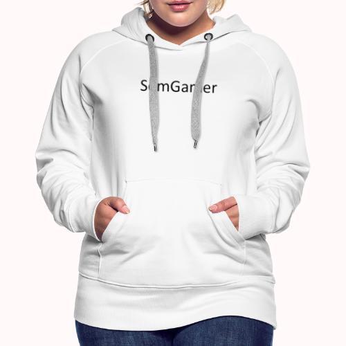 SemGamer - Vrouwen Premium hoodie