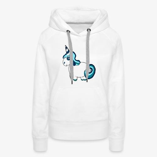 Cute Unicorn - Women's Premium Hoodie