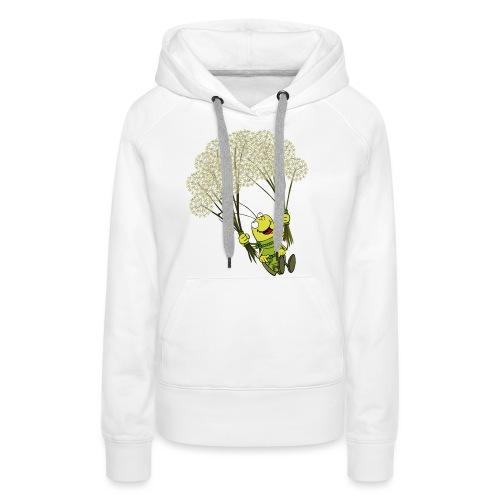 Männer T-Shirt - Georg der Flieger - Frauen Premium Hoodie