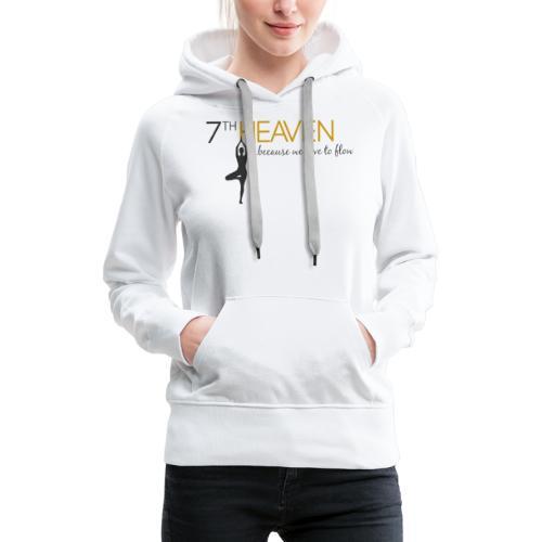 7th Heaven Yoga - Frauen Premium Hoodie