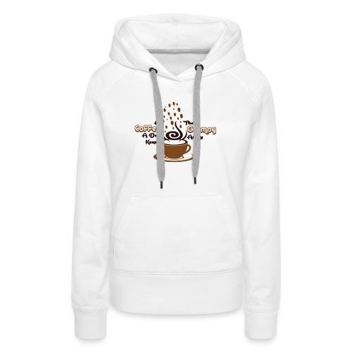 Coffee A Day - Women's Premium Hoodie