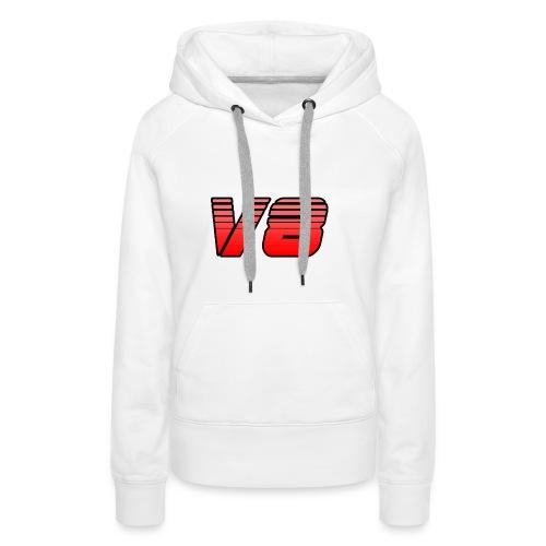 V8 - Women's Premium Hoodie