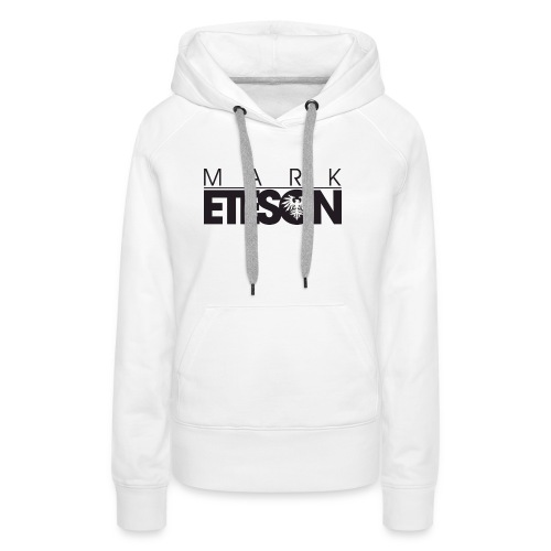 NEW Text Logo Small - Women's Premium Hoodie