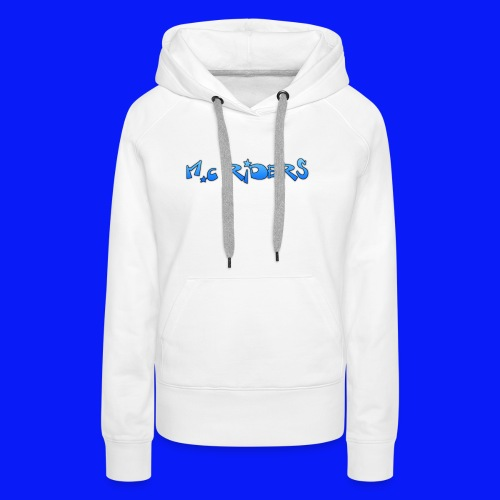 Water Bottle Riders - Women's Premium Hoodie