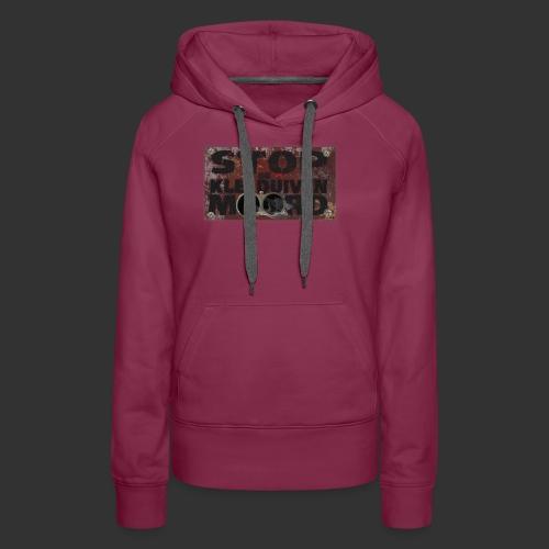 kleiduivenmoord - Vrouwen Premium hoodie