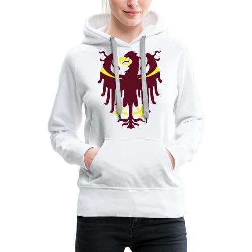 Wappen des Landes Südtirol - Frauen Premium Hoodie