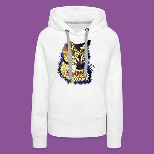 Katze 9 - Frauen Premium Hoodie