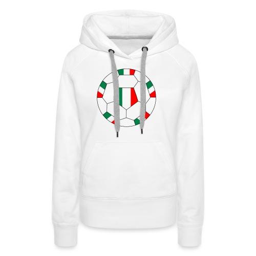 Italien Fußball - Frauen Premium Hoodie