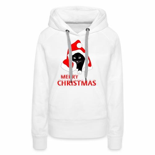 Merry Christmas - Women's Premium Hoodie