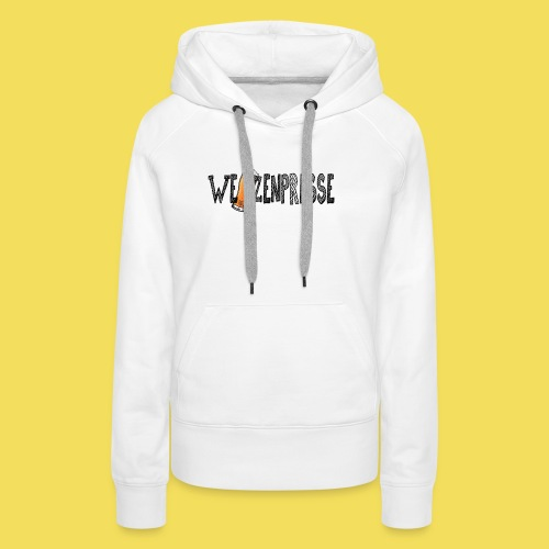 Weizenpresse - Frauen Premium Hoodie