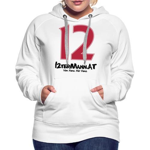 12termann mitfans - Frauen Premium Hoodie
