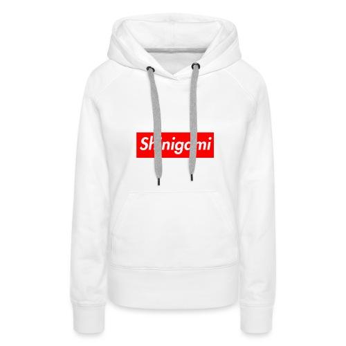 Shinigami - Sweat-shirt à capuche Premium pour femmes