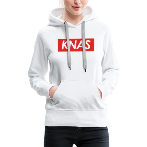 KNAS - Premiumluvtröja dam