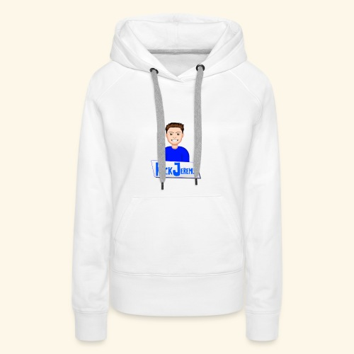 RickJeremymerchandise - Vrouwen Premium hoodie
