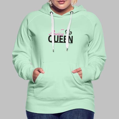 Bully Queen - Frenchie - Französische Bulldogge - Frauen Premium Hoodie