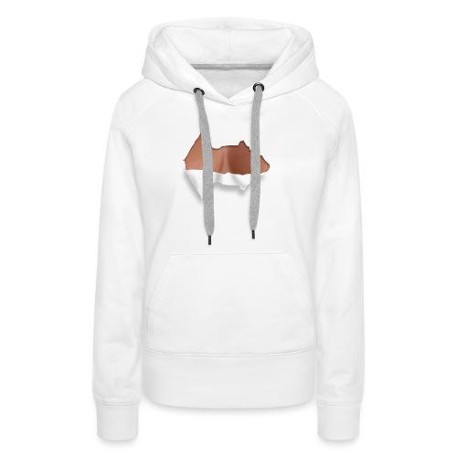 oops - Vrouwen Premium hoodie