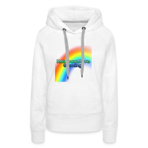RainbowDave Gaming Logo - Women's Premium Hoodie