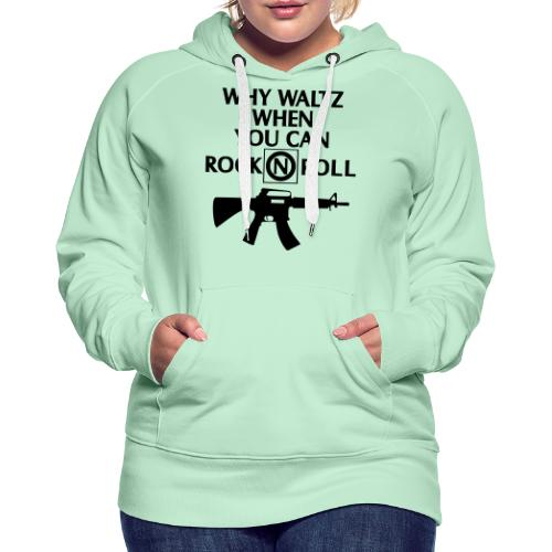 lost boys why waltz - Women's Premium Hoodie
