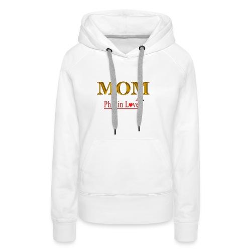 MOTHER'S DAY - Sudadera con capucha premium para mujer