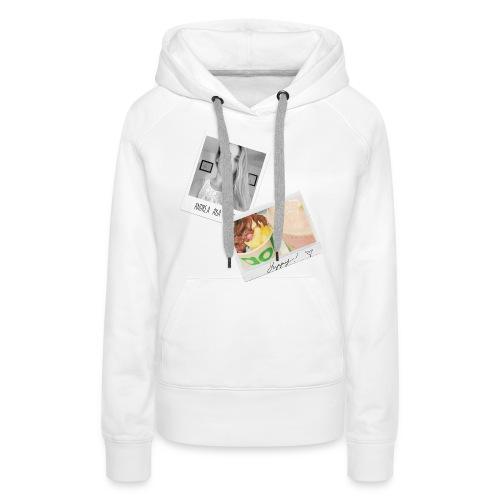 Polaroid Mug  Madrid dreams - Women's Premium Hoodie