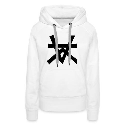 KAIROS LOGO - Vrouwen Premium hoodie