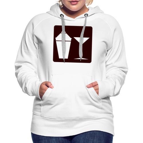 Alkohol - Frauen Premium Hoodie