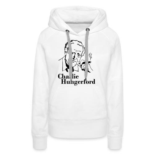 Charlie Hungerford 2 - Frauen Premium Hoodie