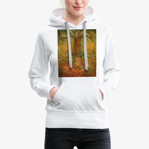 Invisible Tree - Bluza damska Premium z kapturem
