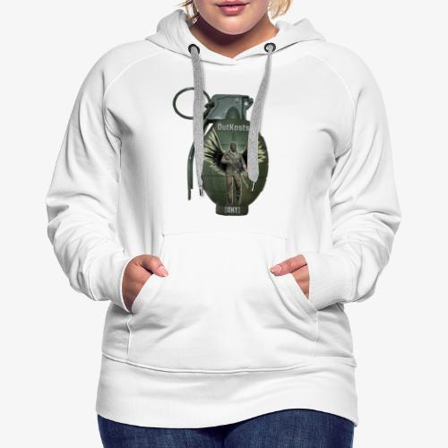 grenadearma3 png - Women's Premium Hoodie
