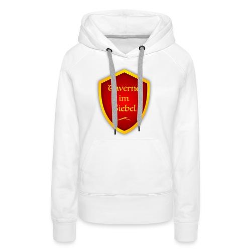 Taverne im Giebel Logo - Frauen Premium Hoodie