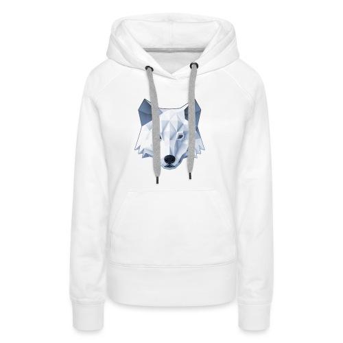 Jaulustus Wolf - Frauen Premium Hoodie